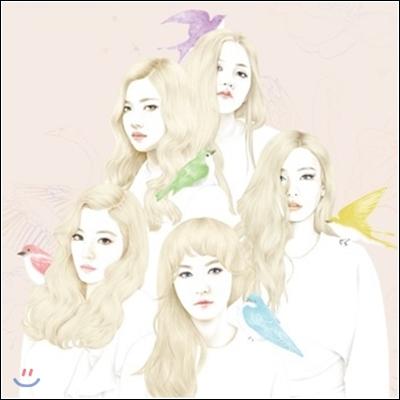 레드벨벳 (Red Velvet) - 미니앨범 1집 [Ice Cream Cake Ver. & Automatic Ver. 중 랜덤발송]