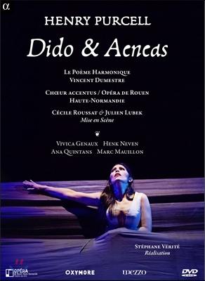 Vivica Genaux / Vincent Dumestre 퍼셀: 디도와 에네아스 (Purcell: Dido & Aeneas)