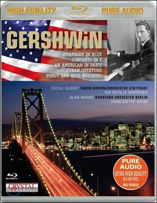 Neville Marriner 거쉰: 랩소디 인 블루, 파리의 미국인, 포기와 베스 선율 (Gershwin: Rhapsody in Blue, An American in Paris, Porgy and Bess Melodies)