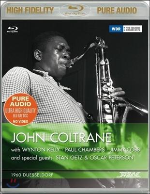 John Coltrane - 1960 Dusseldorf [블루레이 오디오]