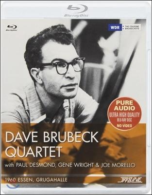 Dave Brubeck Quartet - 1960 Essen, Grugahalle [블루레이 오디오]