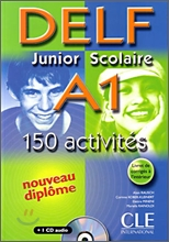 DELF Junior Scolaire A1 (+ CD, Corriges)