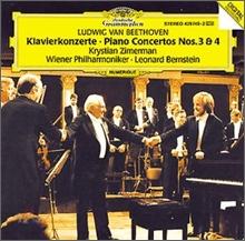 Krystian Zimerman / Leonard Bernstein 베토벤: 피아노 협주곡 3ㆍ4번