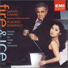 장영주ㆍPlacido Domingo - Fire & Ice