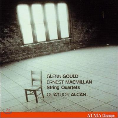 Quatuor Alcan 글렌 굴드 / 맥밀란: 현악 사중주 (Glenn Gould / MacMillan: String Quartets)