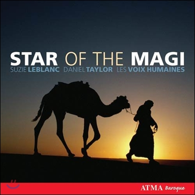 Les Voix Humaines 동방 박사 3인의 별 - 성탄 노래집 (Star of the Magi - Christmas Songs)