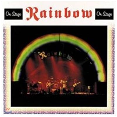 Rainbow - On Stage (Back To Black Series)