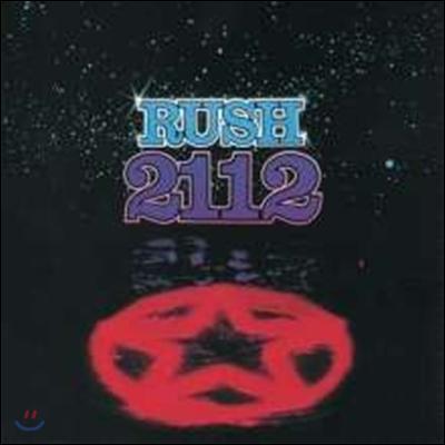 Rush - 2112 (Back To Black Series)