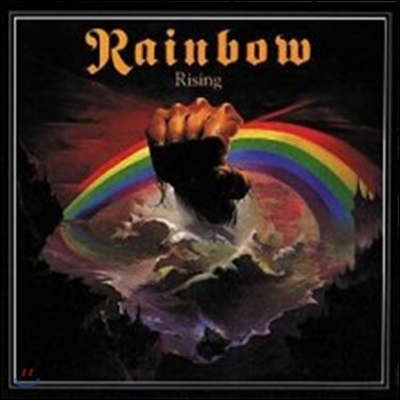 Rainbow - Rising (Back To Black Series)