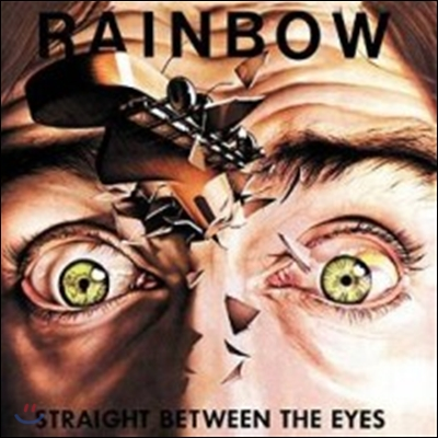 Rainbow - Straight Between The Eyes (Back To Black Series)