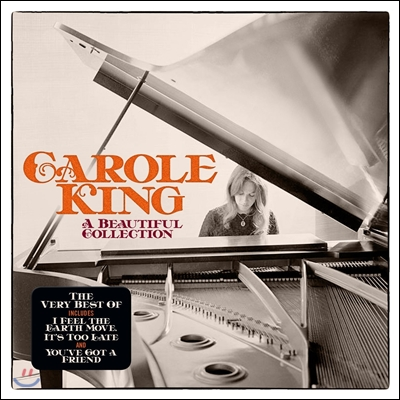 Carole King - A Beautiful Collection: Best Of Carole King