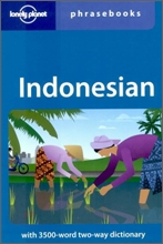 Lonely Planet Indonesian Phrasebook