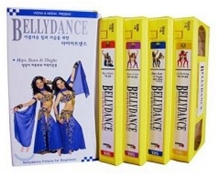 BellyDance Fitness for Beginners 4VHS (�ѱ��� ����)