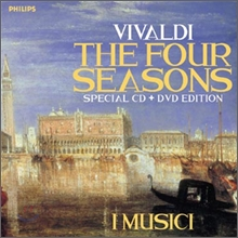 Vivaldi : The Four Seasons : I Musici