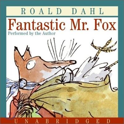 Fantastic Mr. Fox : Audio CD