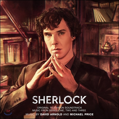 드라마 셜록 시즌 1, 2, 3 OST (BBC Original Television Soundtrack Sherlock Series 1-3 OST [LP]