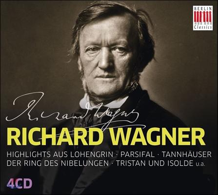 바그너 하이라이트 - 로엔그린, 파르지팔, 탄호이저, 니벨룽겐 (Wagner: Lohengrin, Parsifal, Tannhauser, Nibelungen Highlights)