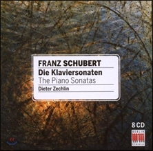 Dieter Zechlin 슈베르트: 피아노 소나타집 (Schubert: Piano Sonatas)