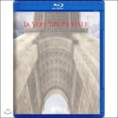 Ole Kristian Ruud 승리의 길 - 프랑스의 드라마, 로망스, 영웅 교향시 음악 (La Voie Triomphale - Berlioz / Saint-Saens / Dukas / Milhaud)
