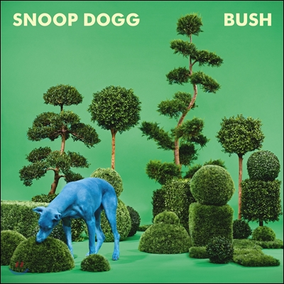 Snoop Dogg - Bush (Limited Blue Jewelcase Edition)