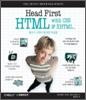 head first XHTML CSS 책표지