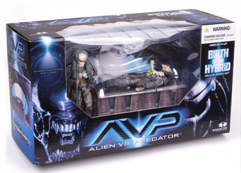AVP: Predator Deluxed Set (�������� �𷰽� ��Ʈ)