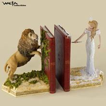 The Lion & The Witch Bookends (���� & ���� �Ͽ���)