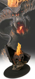The Balrog Flame of Udun 1:6 Statue