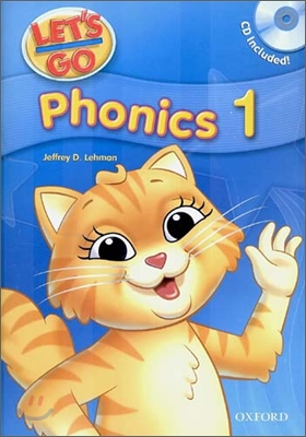 Let's Go Phonics 1 (Book + CD)