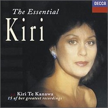 Kiri Kanawa - The Essential Kiri