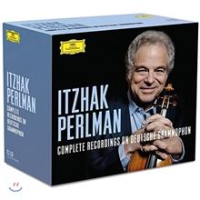Itzhak Perlman DG 녹음 전집 (한정반) (Complete Recordings On Deutsche Grammophon Limited Edition)