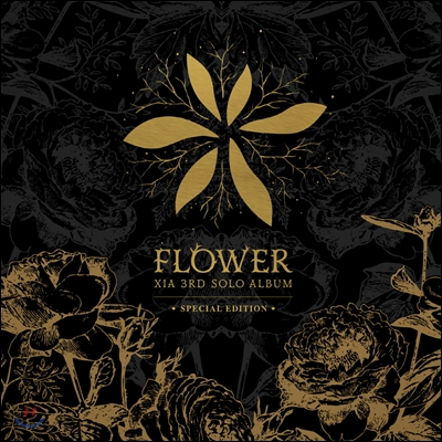 XIA(준수) 3집 - Flower [Special Edition]