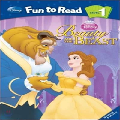 Disney Fun to Read 1-16 Beauty and the Beast