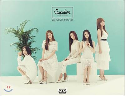 씨엘씨 (CLC) - 미니앨범 2집 : Qusetion