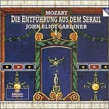 Mozart : Die Entfuhrung aus dem Serail : Gardiner