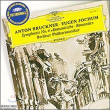 Eugen Jochum 브루크너: 교향곡 4번 `로맨틱` / 시벨리우스: 밤의 기행과 일출 (Bruckner: Symphony No. 4) 오이겐 요훔