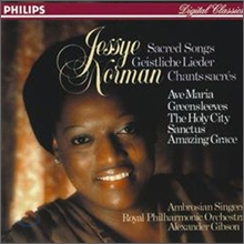 Jessye Norman - Sacred Songs