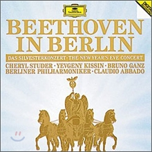 Beethoven In Berlin :  Claudio Abbado