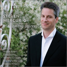 Steven Mercurio - Many Voices