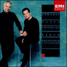 Debussy : SyrinxㆍChansons de Bilitis / Ravel : Chansons madecasses Etc. : Emmanuel PahudㆍStephen Kovacevich