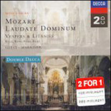 Neville Marriner 모차르트: 작은 미사 모음집 (Mozart: Laudate Dominum)