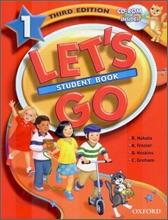 [3��]Let's Go 1 : Student Book with CD-Rom
