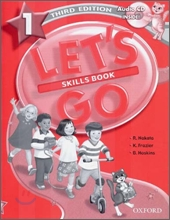 [3��]Let's Go 1 : Skills Book with Audio CD