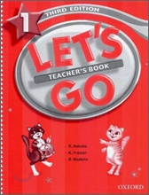 [3��]Let's Go 1 : Teacher's Book
