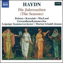 Haydn : Die Jahreszeiten : Morten Schuldt-Jensen