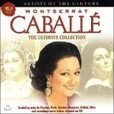 Montserrat Caballe / The Ultimate Collection (세기의 아티스트 - 몽세라 카바예/2CD/미개봉/bmgcd9f59)