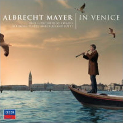 [중고] Albrecht Mayer / In Venice (수입)