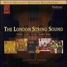 Geoffrey Simon 더 런던 스트링 사운드 (The London String Sound)