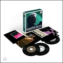 Leonard Bernstein 레너드 번스타인 시벨리우스 리마스터 에디션 (Sibelius The Symphonies)