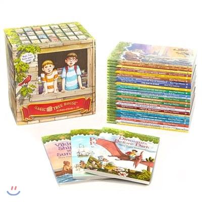 Magic Tree House Library : Books 1-28 Box Set